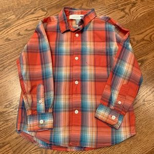 Old Navy classic button up shirt